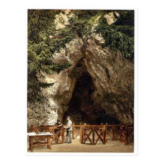 Adelsberg, the grotto, Carniola, Austro-Hungary ra Postcard