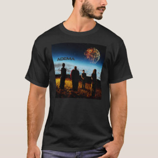 Adema - Planets t-shirt