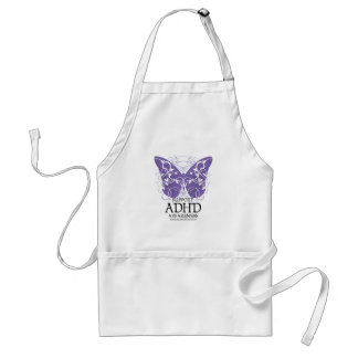 ADHD Butterfly Standard Apron