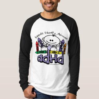ADHD CRAYONS T-Shirt