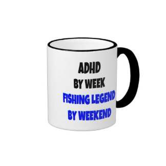 ADHD Fishing Legend Mug
