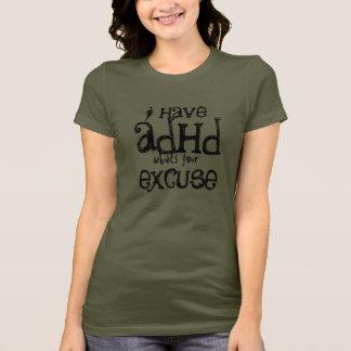 ADHD humor tee Shirt