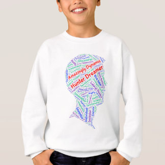 ADHD Kids Sweatshirt Motivational