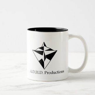 adhd logo 2 sided mug