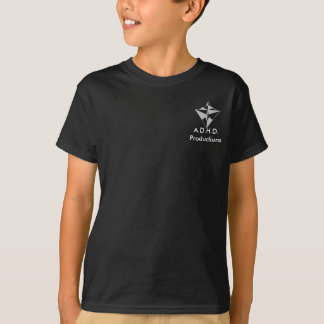 adhd logo front and back T-shirt