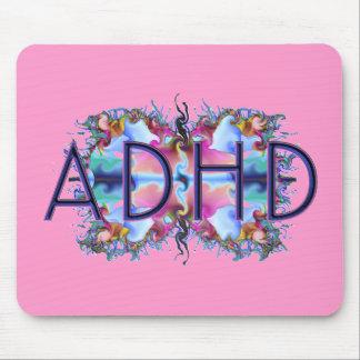 ADHD Logo Mousepad