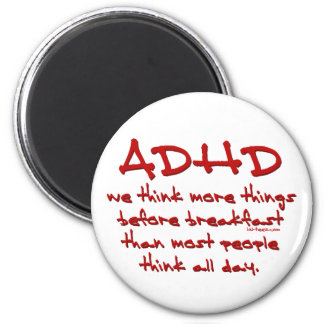ADHD Think More Magnets
