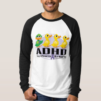 ADHD Ugly Duckling T Shirts