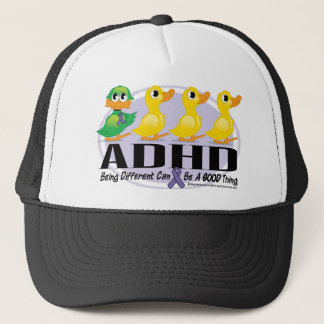 ADHD Ugly Duckling Trucker Hat