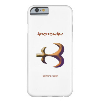 Adinkra - Akokonan - phone cover
