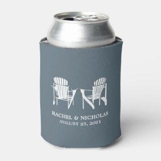 Adirondack Beach Chairs Gray | Wedding