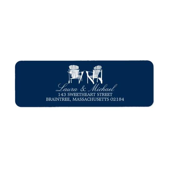 Adirondack Chairs   Return Address