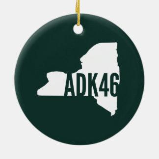 Adirondack High Peaks Ornament