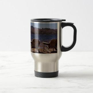 Adirondack Mountain Scene Travel/Commuter Mug