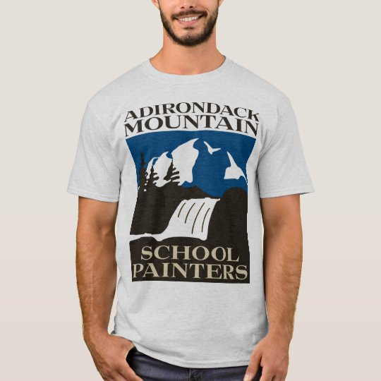 Adirondack Mountain School Painters Tshirt