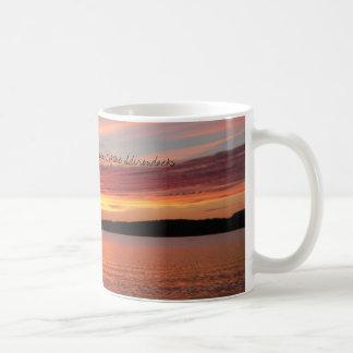 Adirondack Sunset Coffee Mug