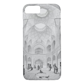 Adji Seid Hussein Bazaar, in Kashan, from 'Voyage iPhone 8/7 Case