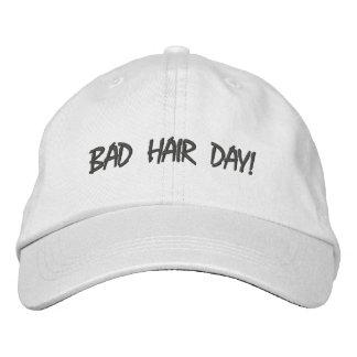 Adjustable Bad Hair Day Hat Baseball Cap