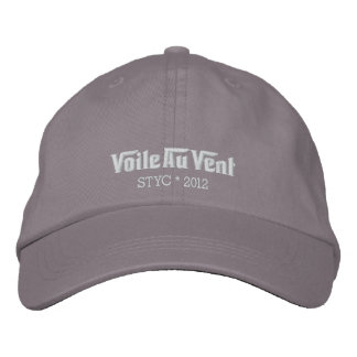 Adjustable Cap: grey like Seattle skies Embroidered Baseball Cap