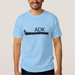 ADK Adirondack Loon t shirt