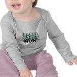 ADK Adirondack Pines T Shirts
