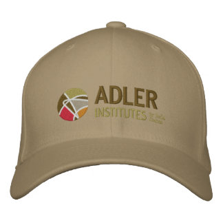 Adler Institutes for Social Change Embroidered Hat