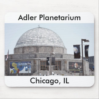 Adler Planetarium - Chicago, IL Mouse Mat