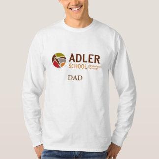 Adler School Dad T-Shirt 2