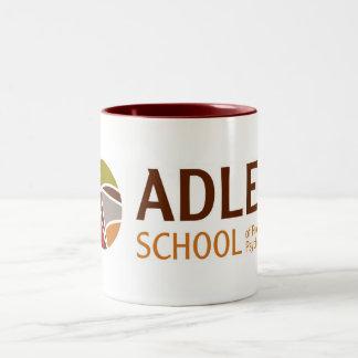 Adler School Deluxe Mug 1