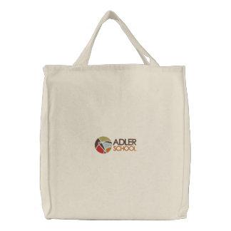 Adler School Embroidered Bag 1