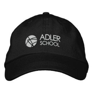 Adler School Embroidered Hat 2