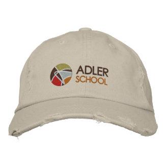 Adler School Embroidered Hat 3