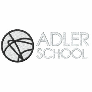 Adler School Embroidered Polo Shirt 2