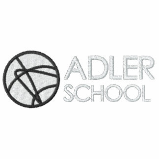 Adler School Embroidered Pullover 2 Hoody