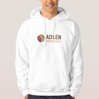 Adler School Hooded Sweatshirt 2