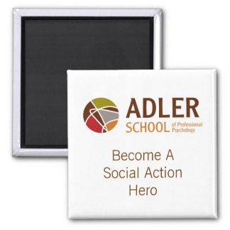 Adler School Magnet 5