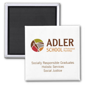 Adler School Magnet 7