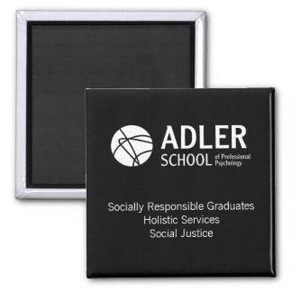 Adler School Magnet 8