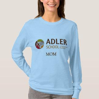Adler School Mom T-Shirt 2