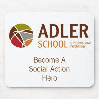 Adler School Mousepad 4