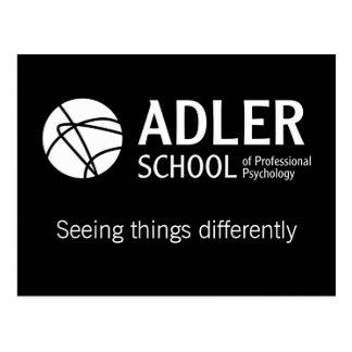 Adler School Postcard 2