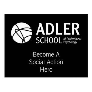 Adler School Postcard 4