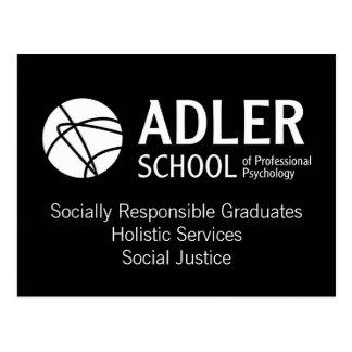 Adler School Postcard 6
