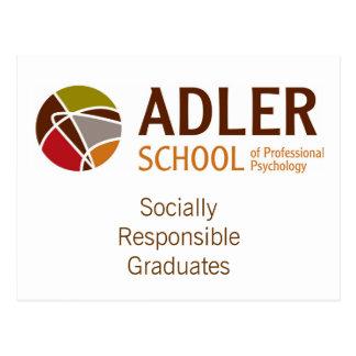 Adler School Postcard 7