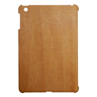 Adler Wood Print iPad Mini Cover