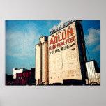 Adluh Flour Poster