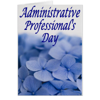Administrative Professional's Day 4 Card