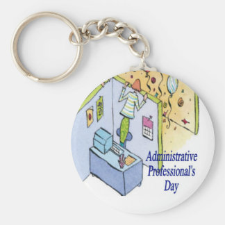 Administrative Professional's Day Keychain