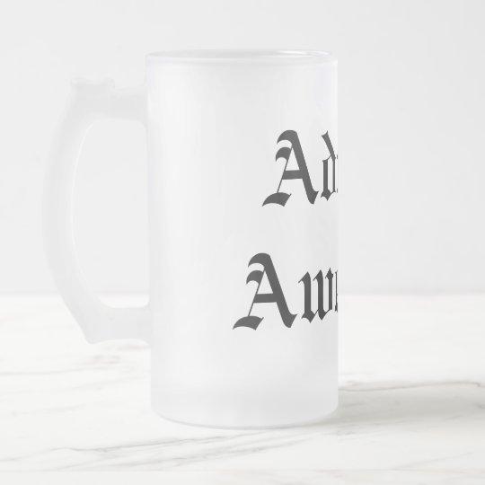 Admiral Awesome Mug