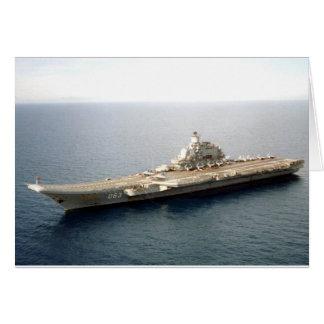 Admiral Kuznetsov Card